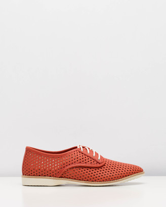 Roolee Derby Punch Shoes