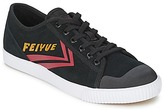 Feiyue FE LO II GOLD METAL BLACK / BURGUNDY / GOLD
