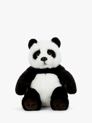 Living Nature Panda Soft Toy