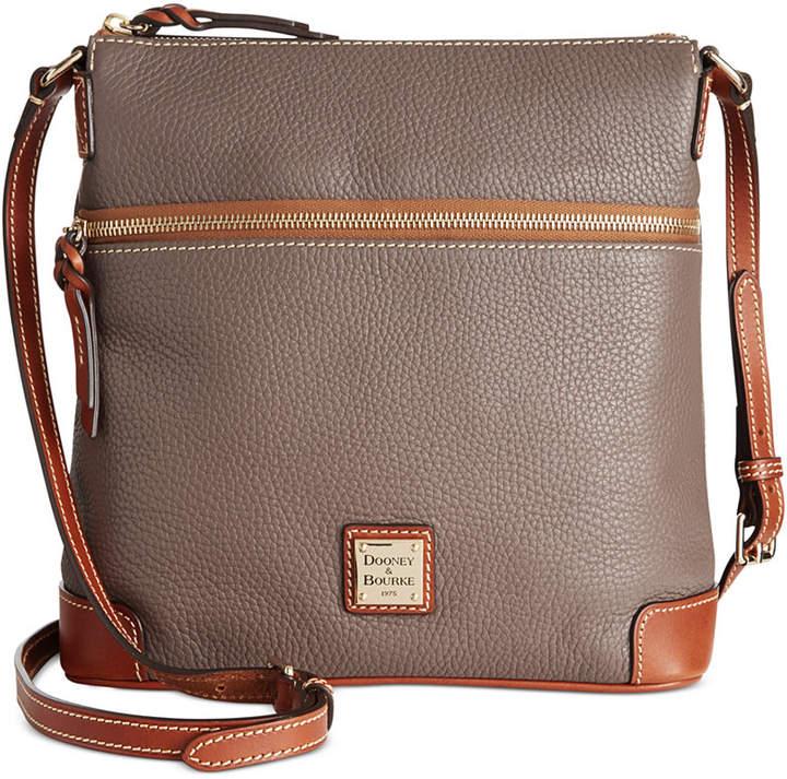 1a65d1422 Dooney & Bourke Leather Crossbody Handbags - ShopStyle