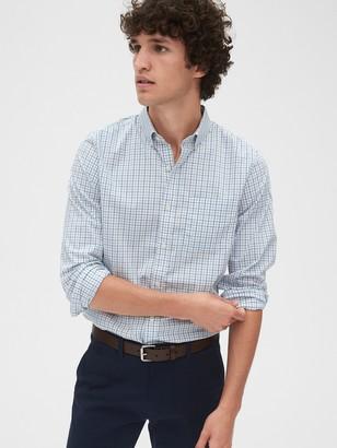 Gap Performance Poplin Shirt