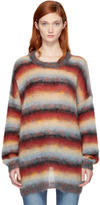 Chloé Multicolor Mohair Sweater