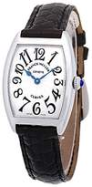 "Franck Muller Cintree Curvex"" Stainless Steel Strapwatch"