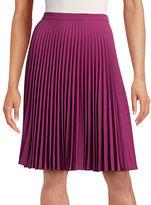 Weekend Max Mara Lolly Pleated Skirt