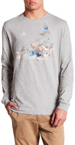 Nautica Long Sleeve Satellite Tee