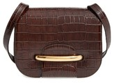 Mulberry Selwood Leather Saddle Bag - Brown