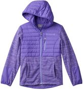 Free Country Girls 7-16 Fleece & Down Hybrid Midweight Jacket
