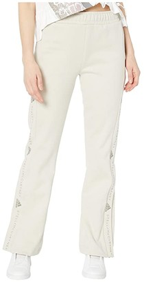 adidas by Stella McCartney Image Flared Pants FK9681 (Core Brown) Women's Casual Pants