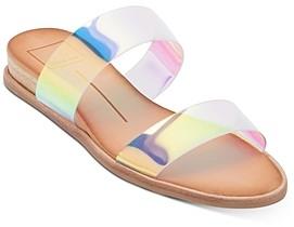 Dolce Vita Payce Demi-Wedge Slide Sandals