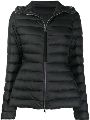 Moncler Amethyste quilted down jacket