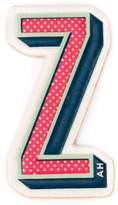Anya Hindmarch 'Z' sticker