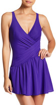 Miraclesuit Miracle Suit V-Neck Solid Camisole