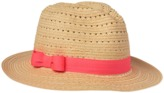 Crazy 8 Straw Panama Hat