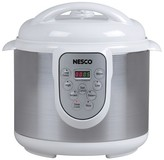 Nesco 6 Liter 4-in-1 Pressure Cooker