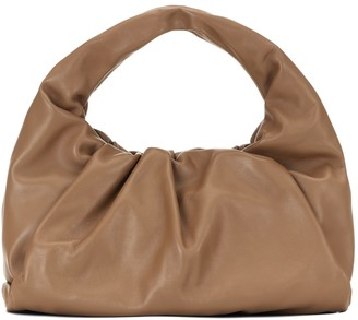 Bottega Veneta The Shoulder Pouch Small leather tote