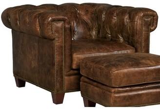 Hooker Furniture Chesterfield Chair