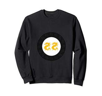Dragon Optical Doble sample cool Sweatshirt