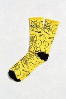 Vans X Peanuts Charlie Brown Crew Sock