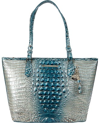 Brahmin Ombre Melbourne Medium Asher Totes (Feline) Handbags