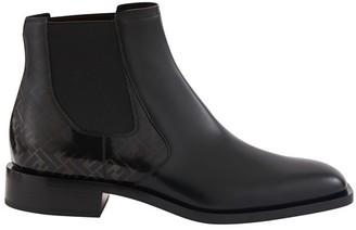 Fendi Ff Ankle Boots