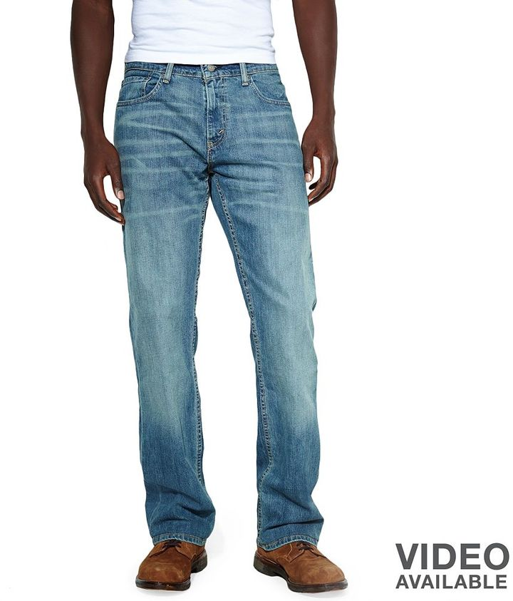 Levi's 559 relaxed-fit straight-leg jeans - big & tall