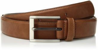 Van Heusen Men's Flex Dress Belt Single Loop