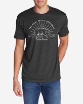 Eddie Bauer Men's Graphic T-Shirt - Bear PNW