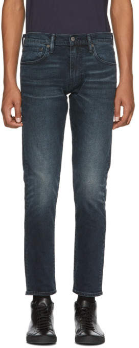 Levi's Levis Blue 512 Slim Tapered Jeans
