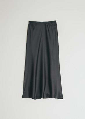 Stelen Women's Madina Slip Skirt in Black, Size Small