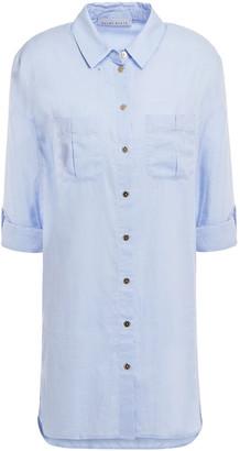 Heidi Klein Herringbone Cotton Shirt