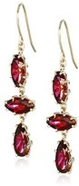 Suzanne Kalan Kalan by Crimson Topaz Drop Earrings