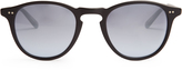 Garrett Leight Hampton round-framed sunglasses