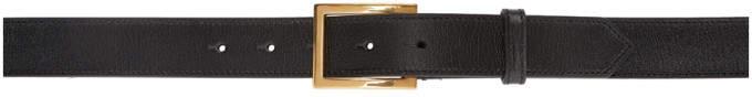 Givenchy Black 2G Belt