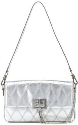 Givenchy Pocket faux leather shoulder bag