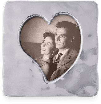 Mariposa Small Square Open Heart Frame