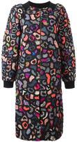 Manish Arora abstract pattern coat