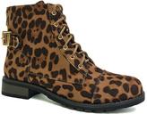 Bamboo Leopard Battle Boot
