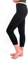 Magid Black Capri Leggings - Plus Too