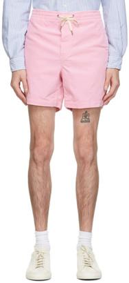 Polo Ralph Lauren Pink Corduroy Prepster Shorts