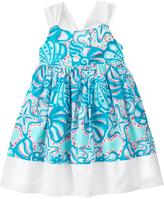 Gymboree Sea-Print Dress