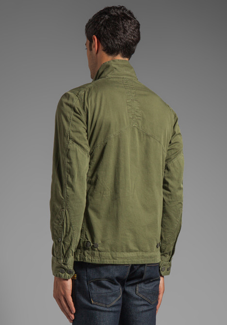 G Star G-Star Dutton Overshirt Jacket