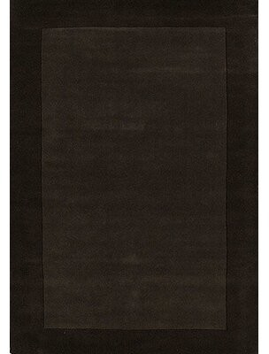Wildon Home Henley Hand-Tufted Charcoal Dark Area Rug Rug Size: 9' x 12'