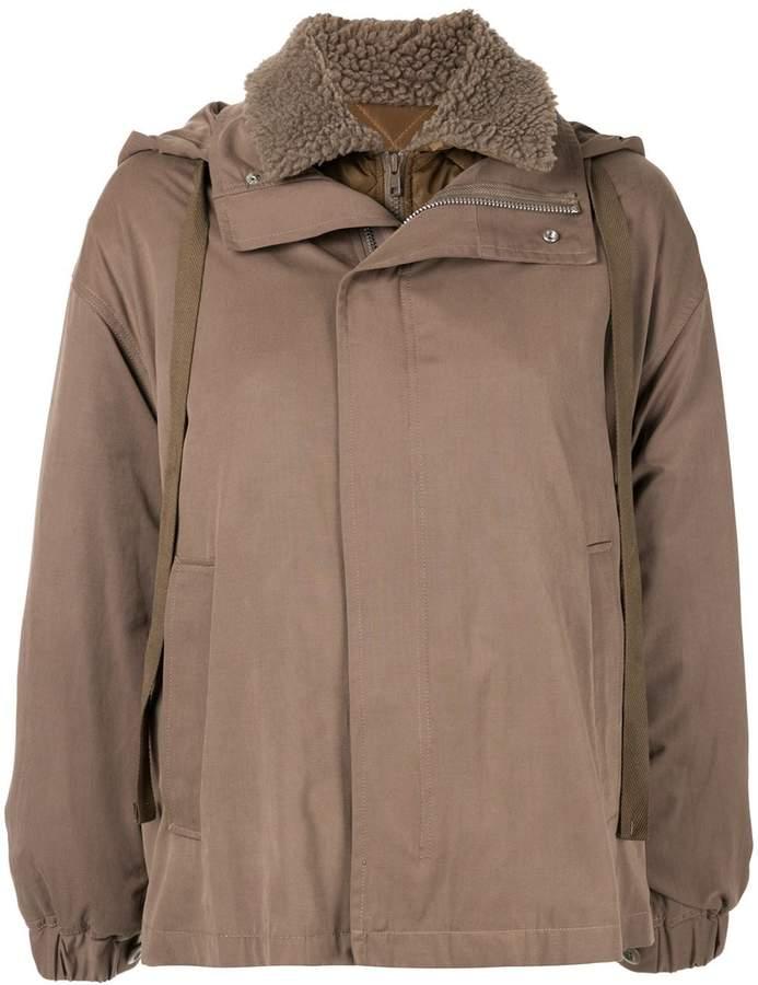 G.V.G.V. short utility coat
