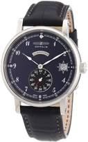 Zeppelin Watches Women's Quartz Watch 7543-3 7543-3 with Leather Strap