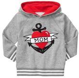 Gymboree Love Mom Hoodie