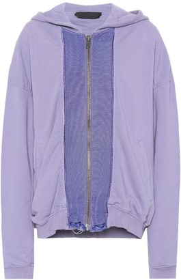 Haider Ackermann Cotton hoodie