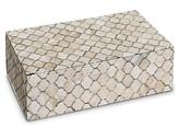 Regina-Andrew Design Regina Andrew Design Mosaic Quatrefoil Large Box