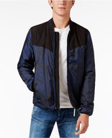 G Star Men's Camo Print Bomber Jacket