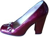 Gucci Patent leather escarpins