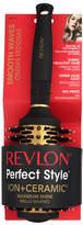 Revlon Perfect Style Ion + Ceramic Brush Medium Porcupine Round